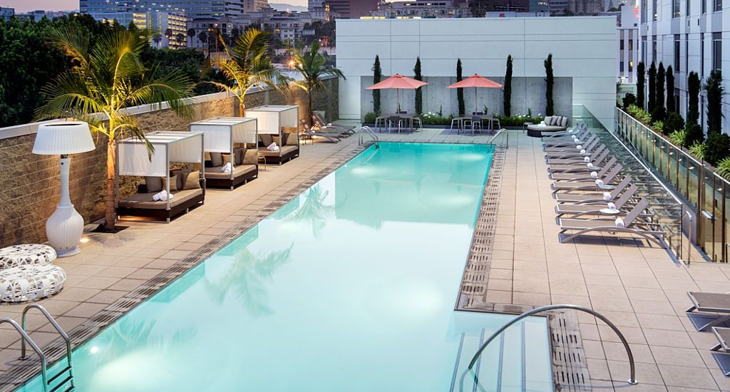 Extended Stay Hotels Los Angeles Residence Inn Hotel