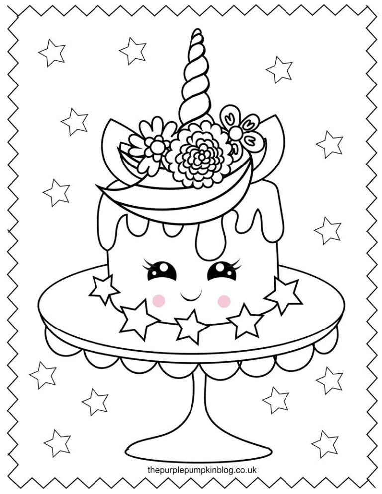 Super Sweet Unicorn Coloring Pages Free Printable Colouring Book Unicorn Coloring Pages Printable Coloring Book Free Kids Coloring Pages