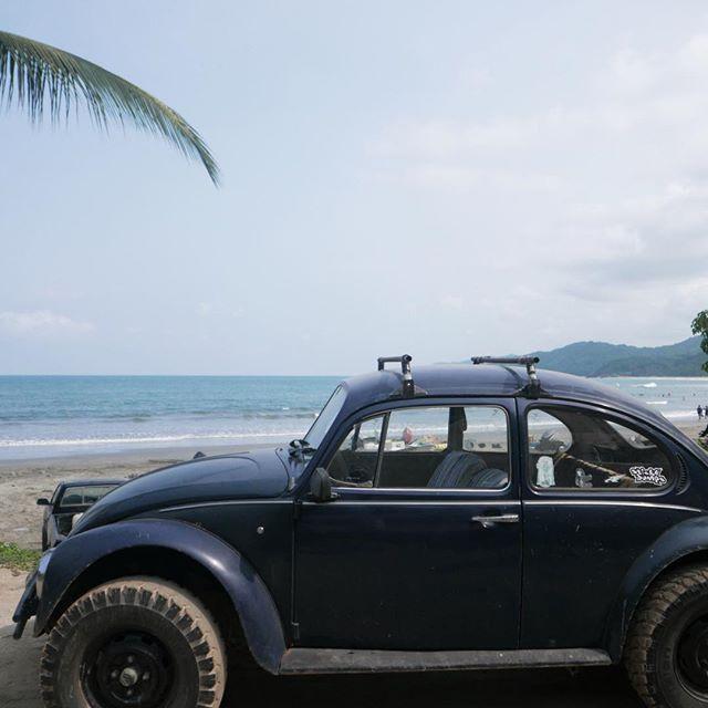Preferable Monday morning view.  #Sayulita #BeachLife #VW #Monday #Travel #Mexico #SayulitaLife