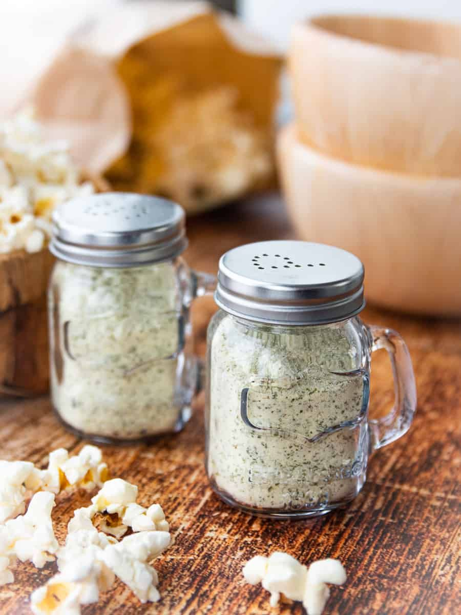 Diy easy popcorn seasoning thats healthy and simple to