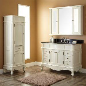 Bathroom Vanity With Matching Linen Cabinet Http - Bathroom vanity and linen cabinet set