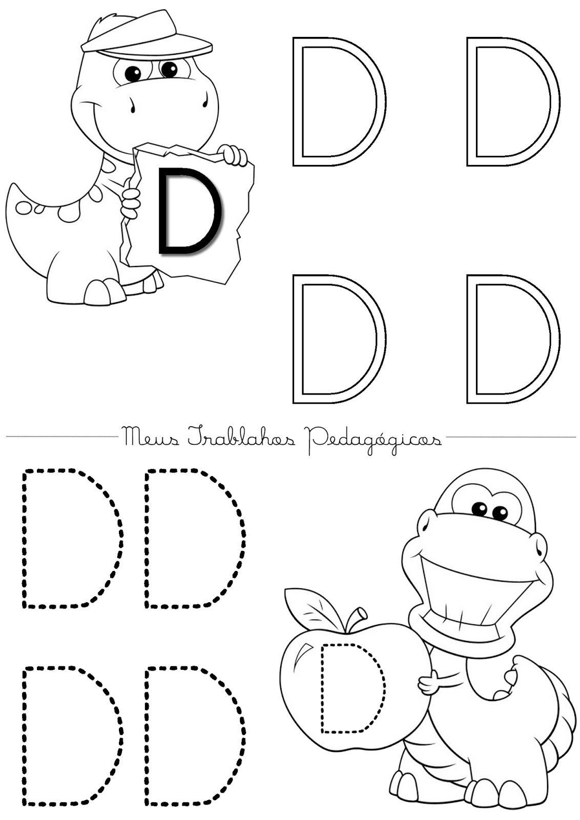 Saindo Atividades Quentinhas Alfabeto Completo De A A Z