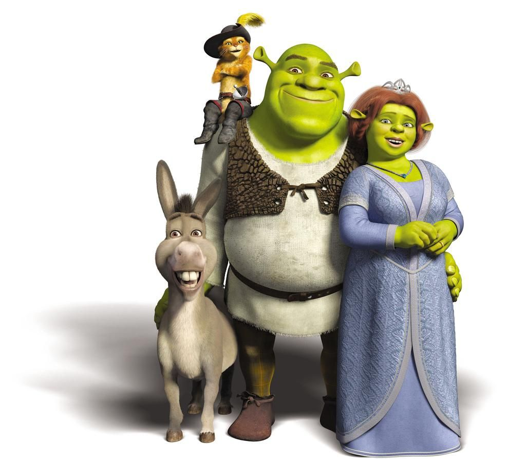 images of shrek | Shrek para colorear. Haz click | Shrek | Pinterest ...