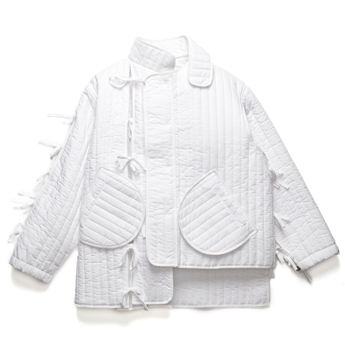 Craig Green Quilted Coat White Size M 500 Clothes Fashion White Fashion
