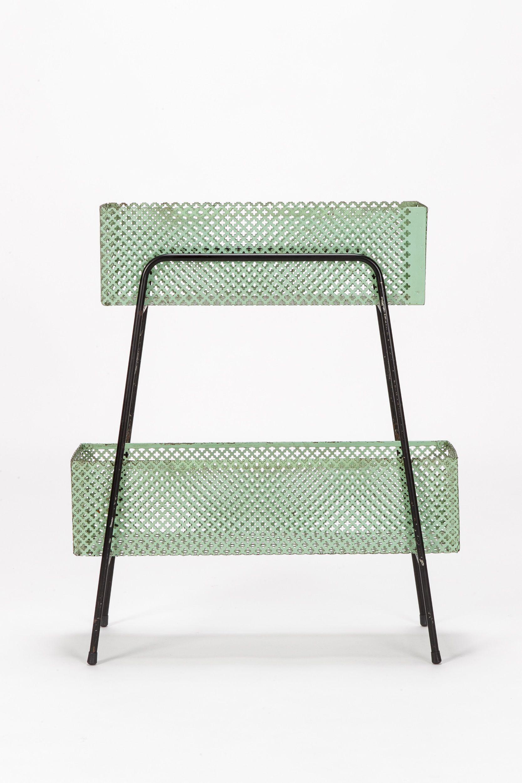 MATHIEU MATEGOT, PERFORATED PLANT STAND. | OBJECT | Pinterest ...