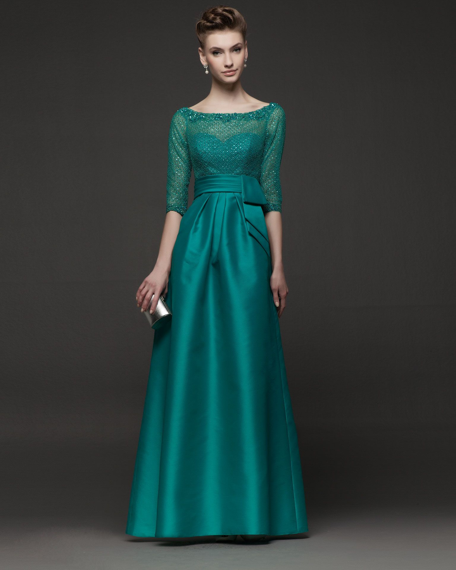 Good bridesmaid of maid of honor dress! A little shorter maybe. For ...