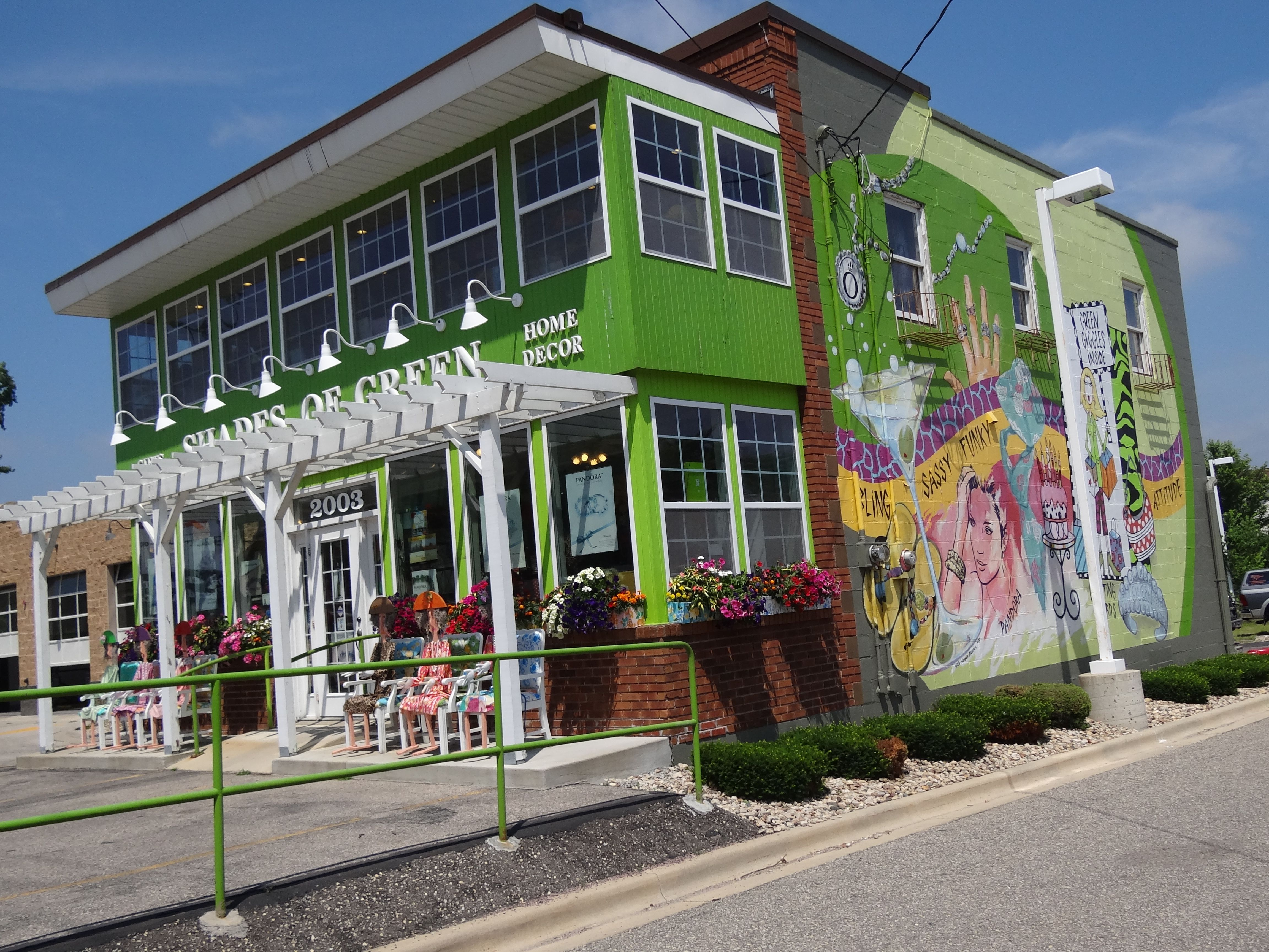 Shades Of Green Is A Store In Rochester Mn That Brings
