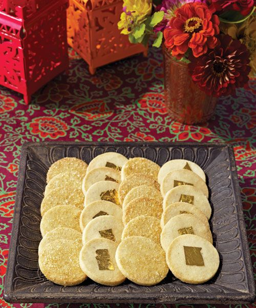 Cardamom, often called the vanilla of India, makes these cookies special. Recipe: Cardamom Shortbread Cookies   - CountryLiving.com