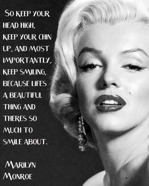 Marilyn Monroe New Years Quotes: Marilyn Monroe Quotes And Sayings About Life