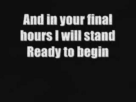 Audioslave Show Me How To Live W Lyrics Youtube Nail
