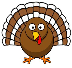 I Need To Make Him Somehow On A Shirt Definitely Modify The Feathers Turkey Clip Art Thanksgiving Clip Art Thanksgiving Pictures