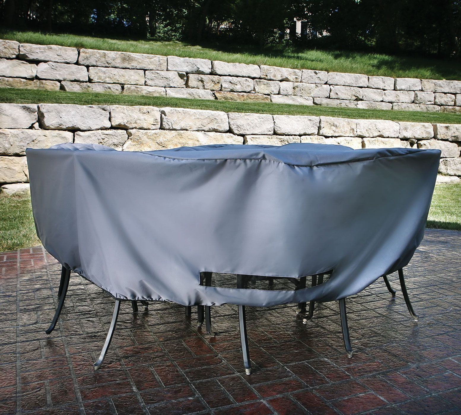 protect your patio furniture from the outdoor elements with this