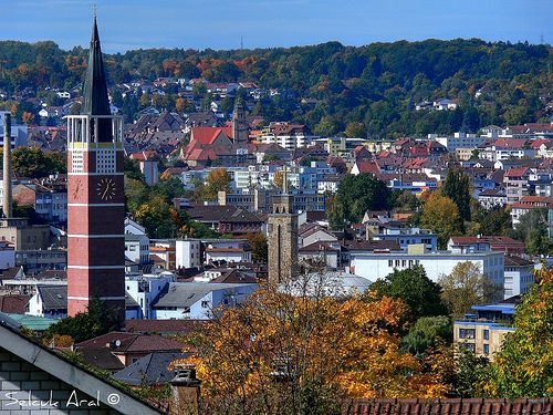Pforzheim Germany This Is My Mother S Town She Was Born And Raised Here