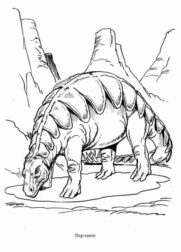 dinosaurier 58 ausmalbilder