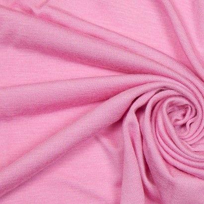 Rosebloom Bamboo-Viscose Jersey Fabric by the Yard   Mood Fabrics