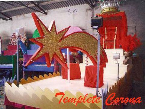 Fotos Carrozas Navidenas.Carrozas Para Navidad Y Reyes Categoria Carrozas De