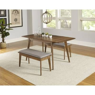 amaury 6 piece dining set in 2019 farmhouse solid wood dining rh pinterest com