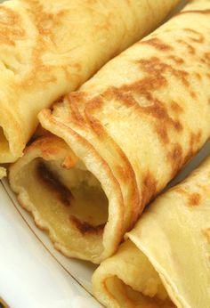 Photo of Pancake batter (basic recipe, sweet)