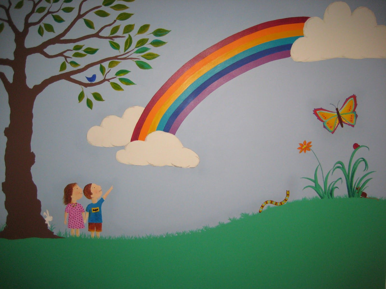 Rainbow Bedroom Ideas Crafty Little People Our