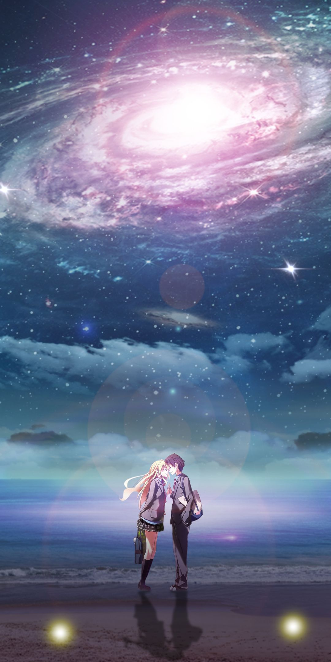 Download this Wallpaper Anime/Your Lie In April (1080x2160