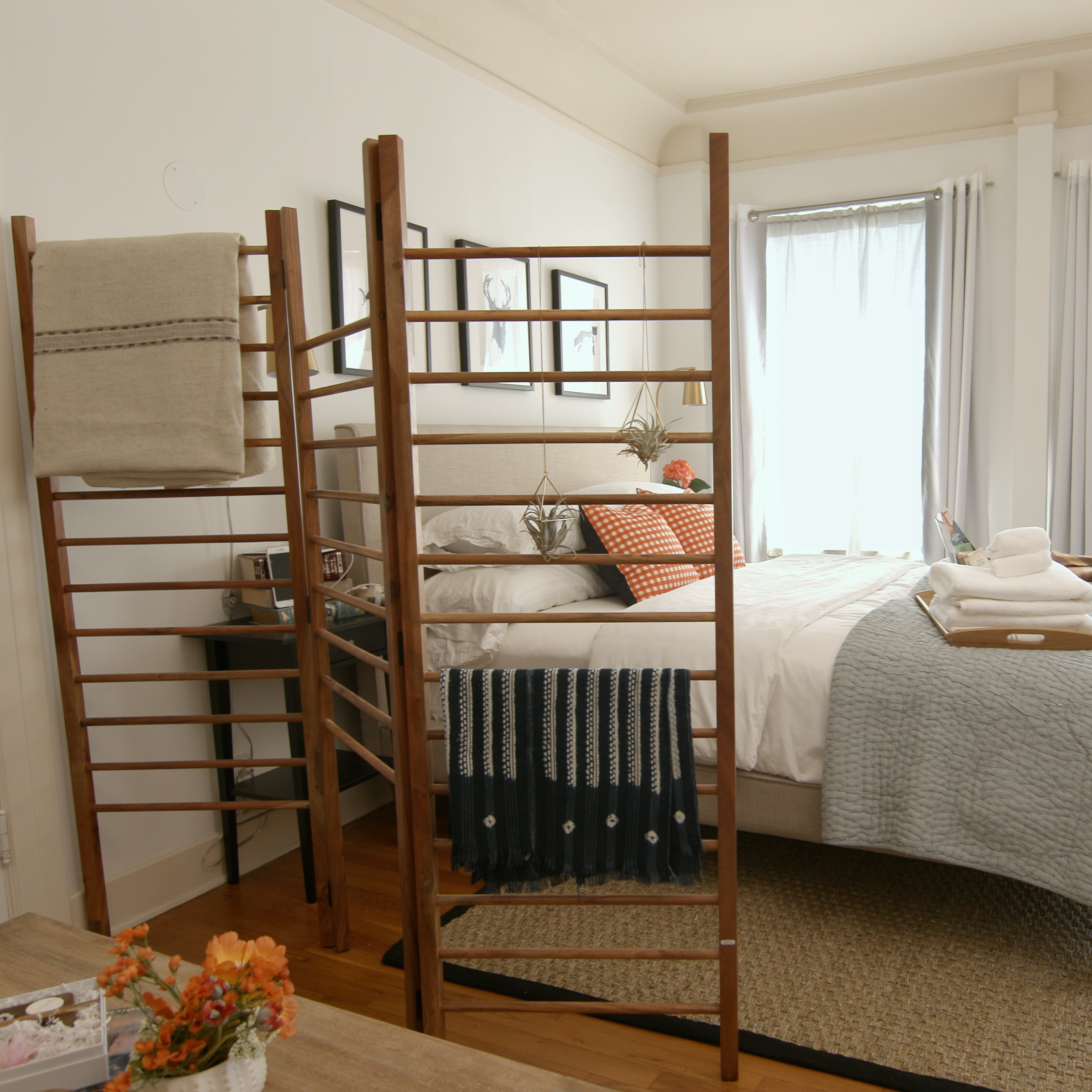 Have extra space in your home why not try renting it out on airbnb