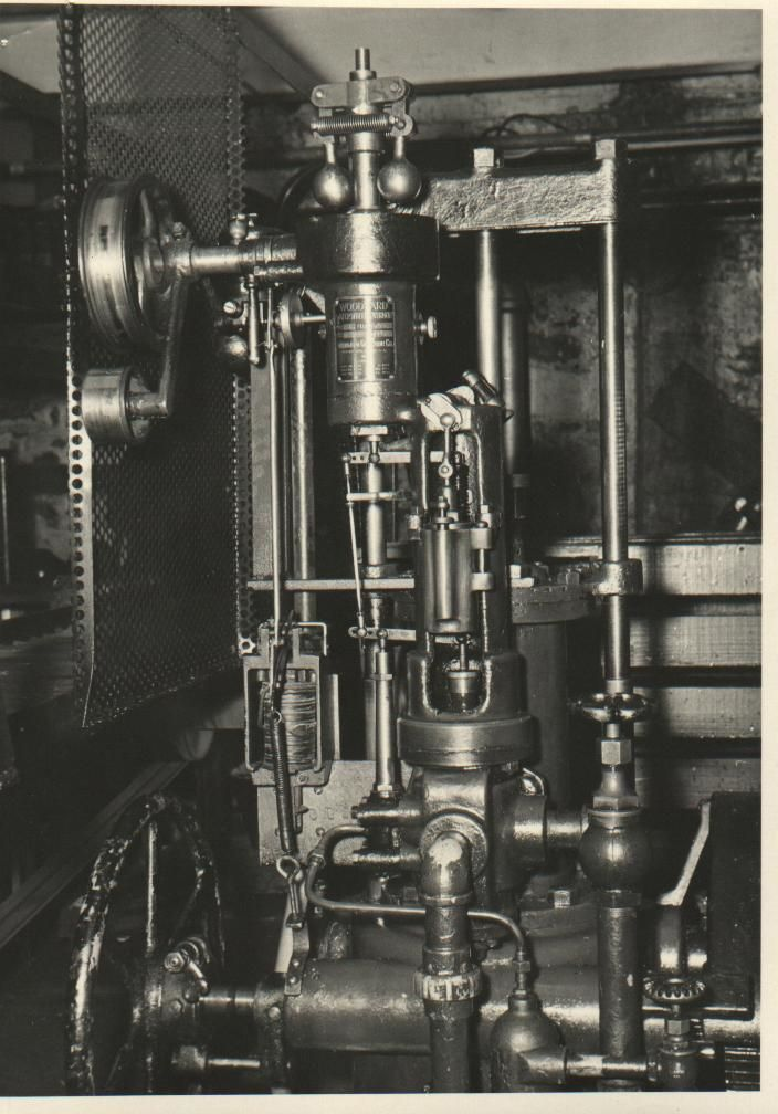 First Woodward oil pressure governor type Model VR gate shaft control MFG 1912 - First Woodward oil pressure governor type_ Model VR gate shaft control_ _MFG 1912_.jpg