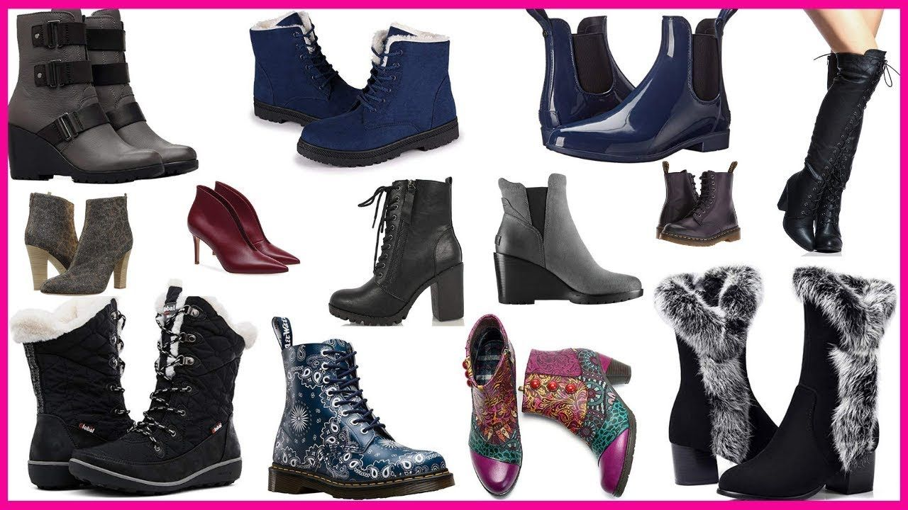 boots 2019 | Trendy womens, Boots, Fashion