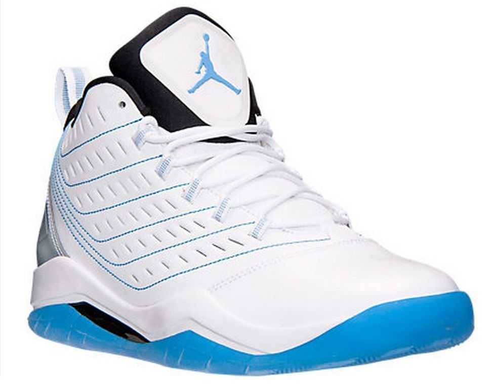 innovative design cf5cd 70c13 Nike Men s Jordan Velocity Off Court Shoes 688975 117 White Blue Size 10.5   Nike  AthleticSneakers