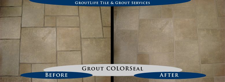 Colorseal Better Than New Tile Commercial How To Clean
