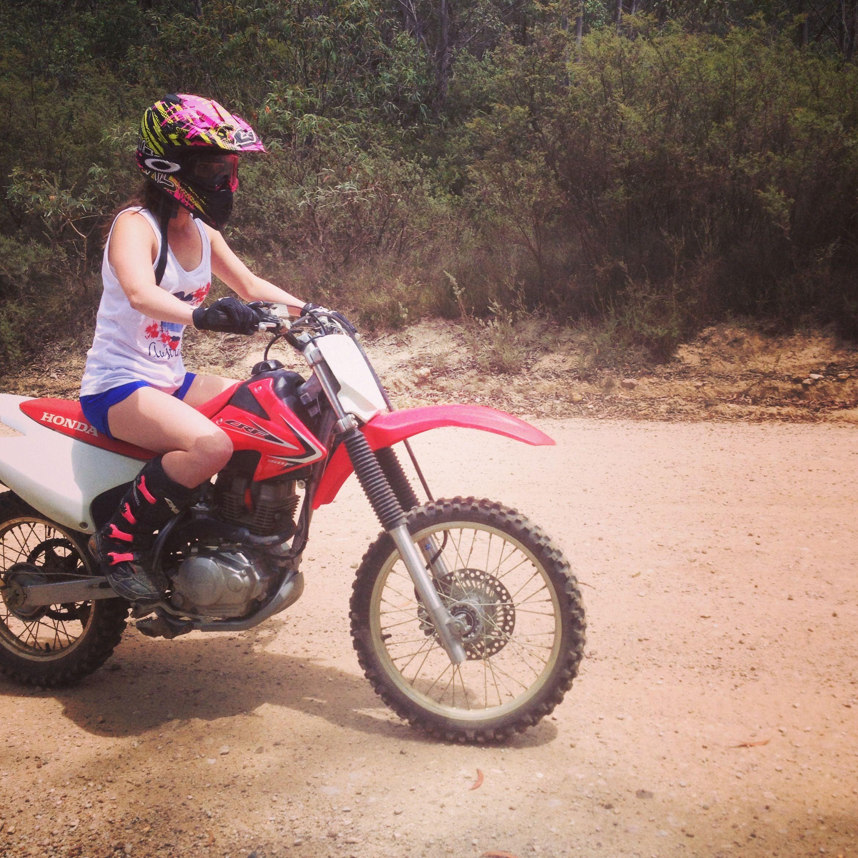 Zig Zag Railway Motorbike Track Honda Crf 150f Moto Pinterest 150 Dirt Bikes Biking