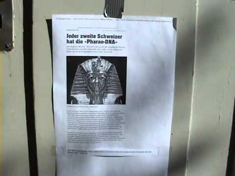 World Rulers are Satanic Fascist Pharaohs Hiding in Switzerland · Part 1...