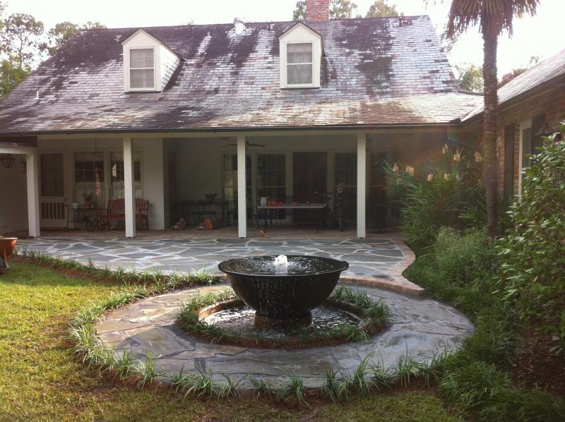 Sugar Kettle Fountain Design