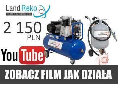Kompresor Piaskarka Syfonowa 10bar 590l Min 230v 5688210581 Oficjalne Archiwum Allegro Vacuum Cleaner Home Appliances Cleaners