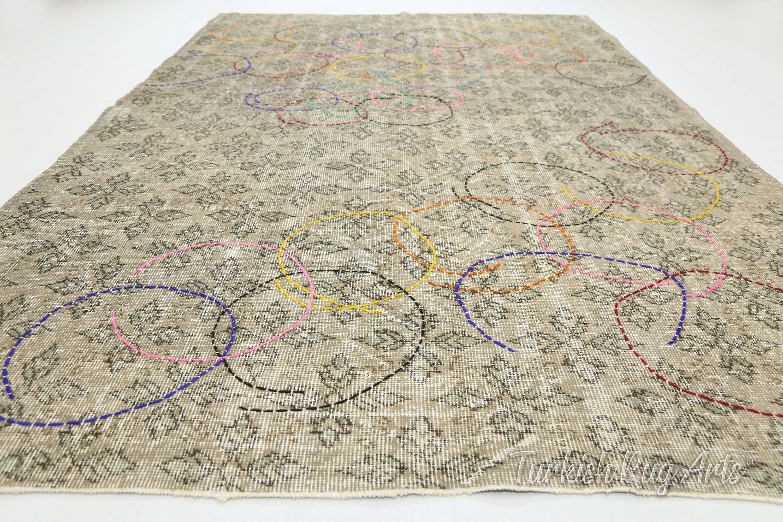 52x82 ft boho decor vintage rug area rug interior