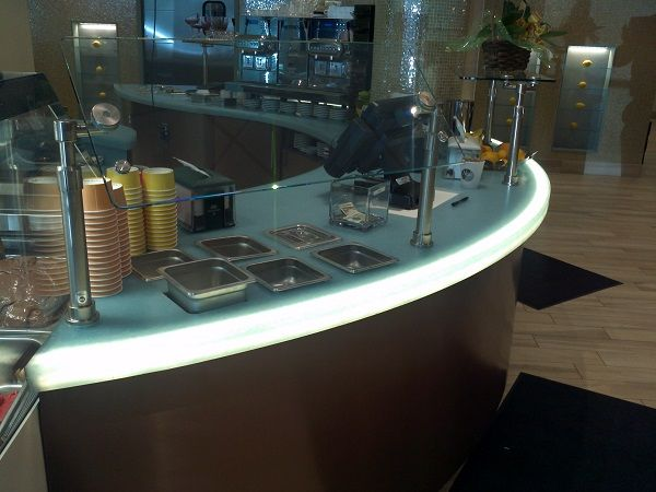 Retail Food Service Countertops Avonite Studio Antique