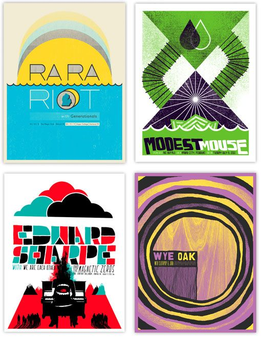 John Knoerl posters.
