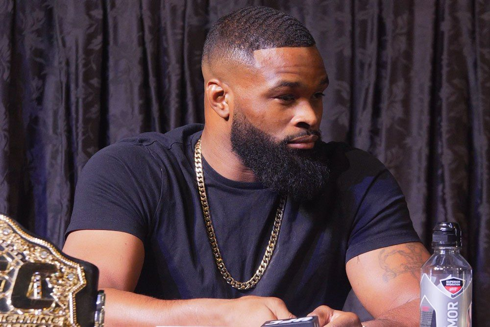 Ufc Champ Tyron Woodley No Dodging Fights Only Surgeries Cause Delays Mmajunkie Ufc Champ Tyron Woodley No Dodging Fights Onl Tyron Woodley Ufc Chase Movie