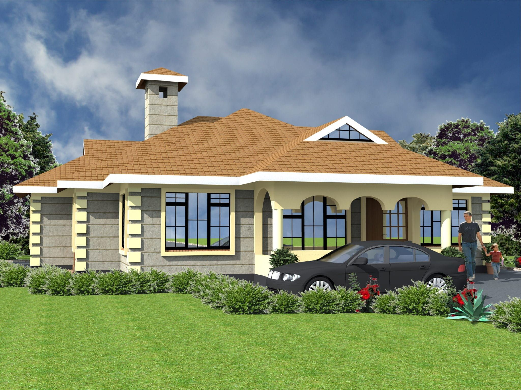 House Design Kenya Affordable House Design Beautiful House Plans House Designs In Kenya