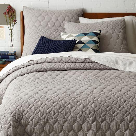 Braided Quilt Shams Sham Bedding Bed Luxury Bedding Sets