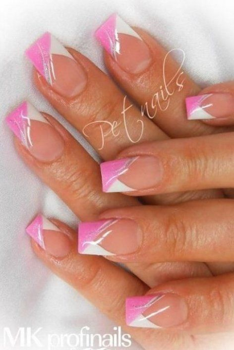 Photogallery MK Profinails N  geldisign -  Photogallery MK Profinails N  geldisign  -  AccentNails  nageldisign  NailArtGalleries  nails  photogallery  profinails  StilettoNails #manicures #flores #nail #art #galleries #black #and #white #spring #manicures #nail #art #galleries #summer