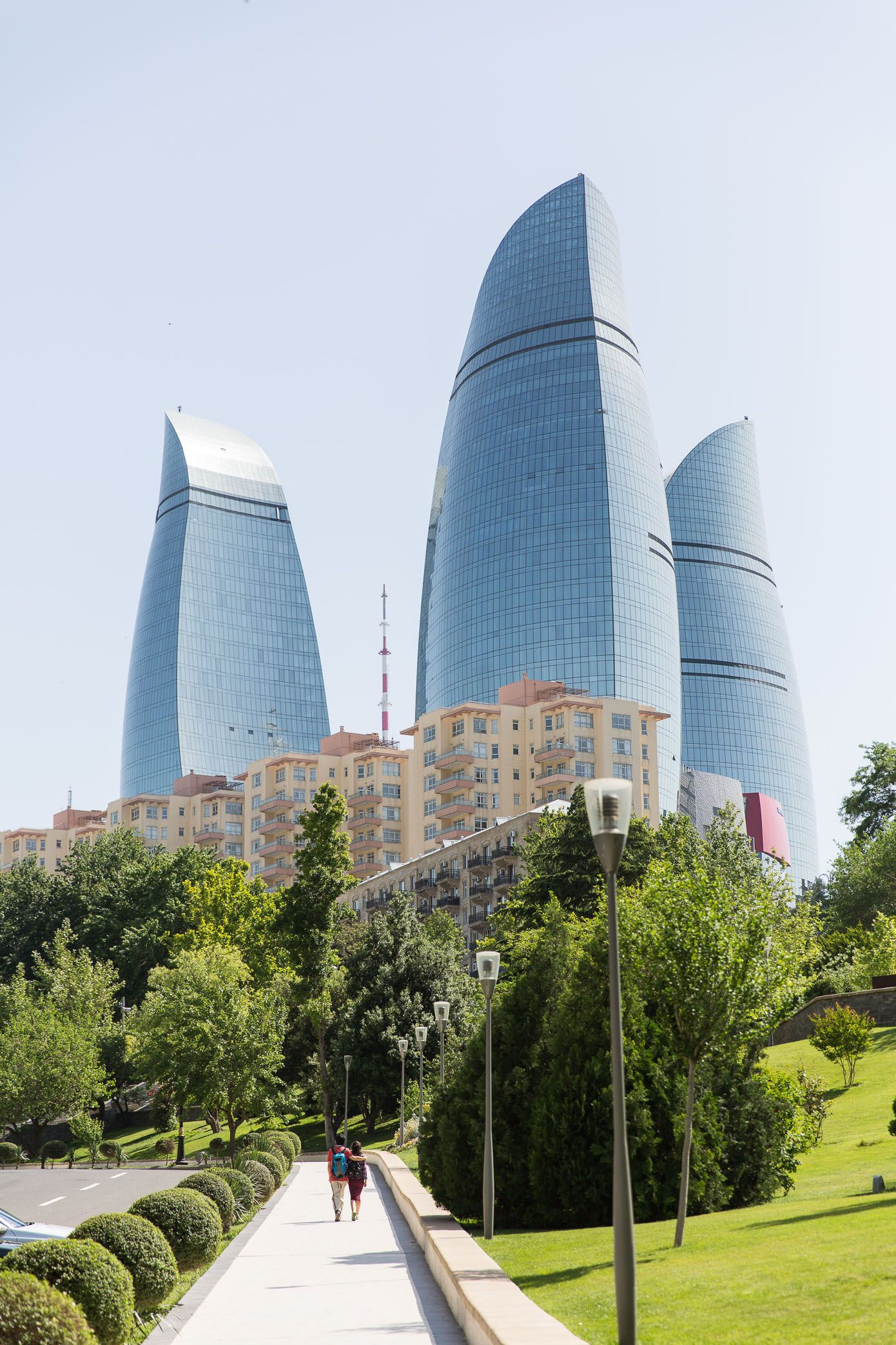 Flames Without Dust The Fairmont Hotel Baku The Lionheaded Baku Azerbaijan Baku City Azerbaijan Travel