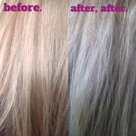My Life On A Pbr Budget Purple Shampoo Purple Shampoo Purple Shampoo For Blondes Best Purple Shampoo