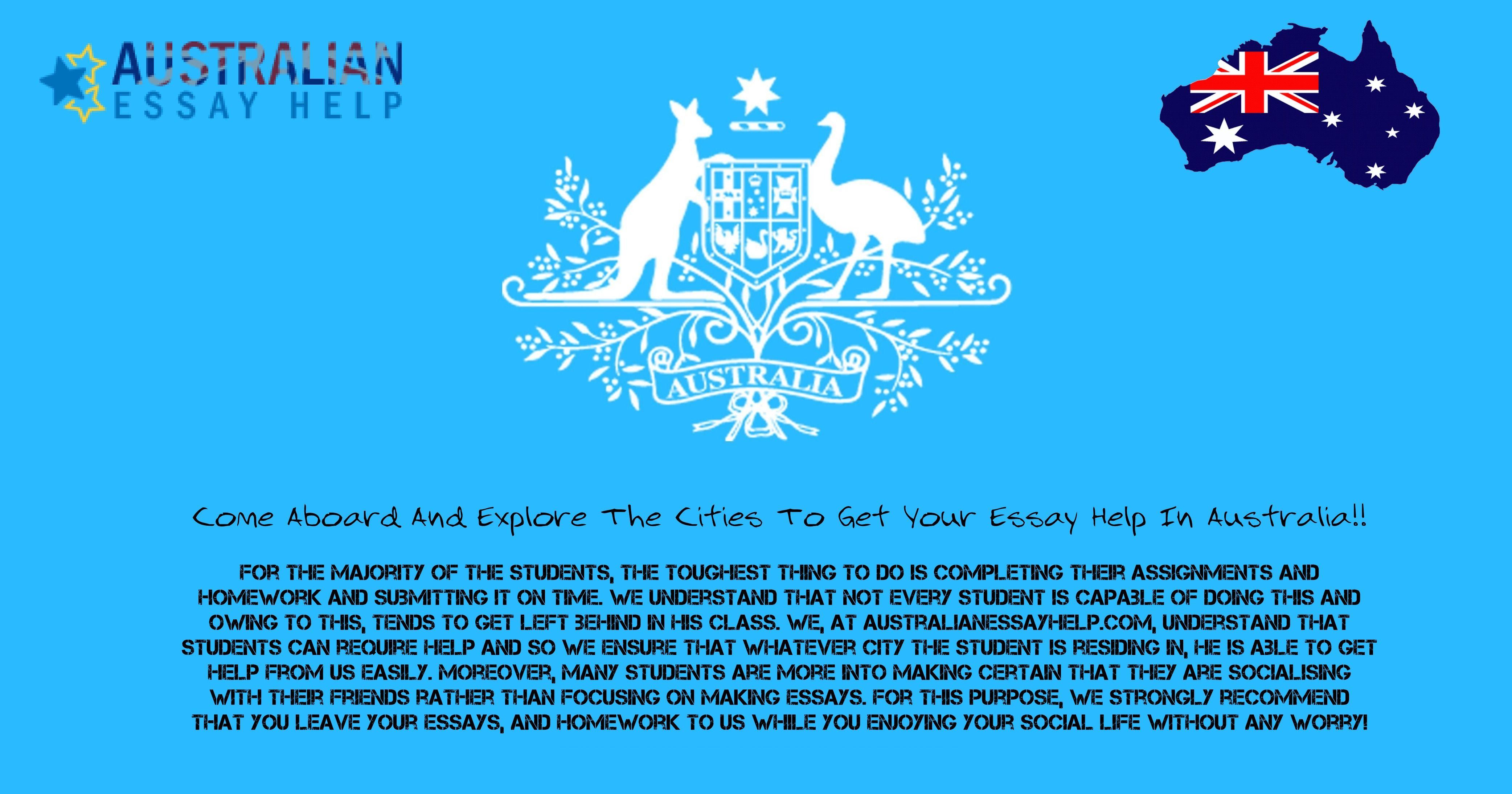 Australian essay writing service