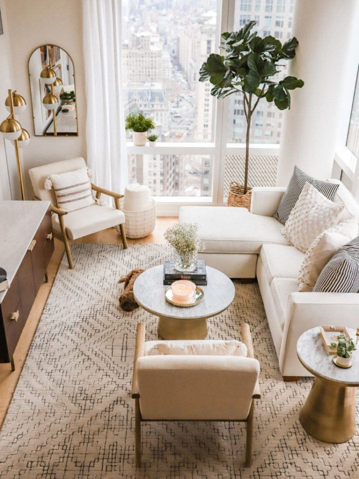 10 Biggest Mistakes You Make Decorating a Small Living Room
