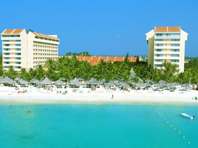 Hotel Occidental Grand Aruba Palm Beach Bestday Com Br Aruba Cancún