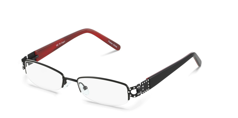 21dcf130e65 Politix Black Prescription Eyeglasses