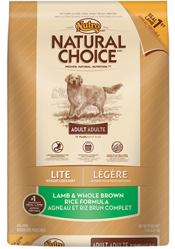 Natural Choice Lite Weight Loss Dog Food With Lamb And Rice 7