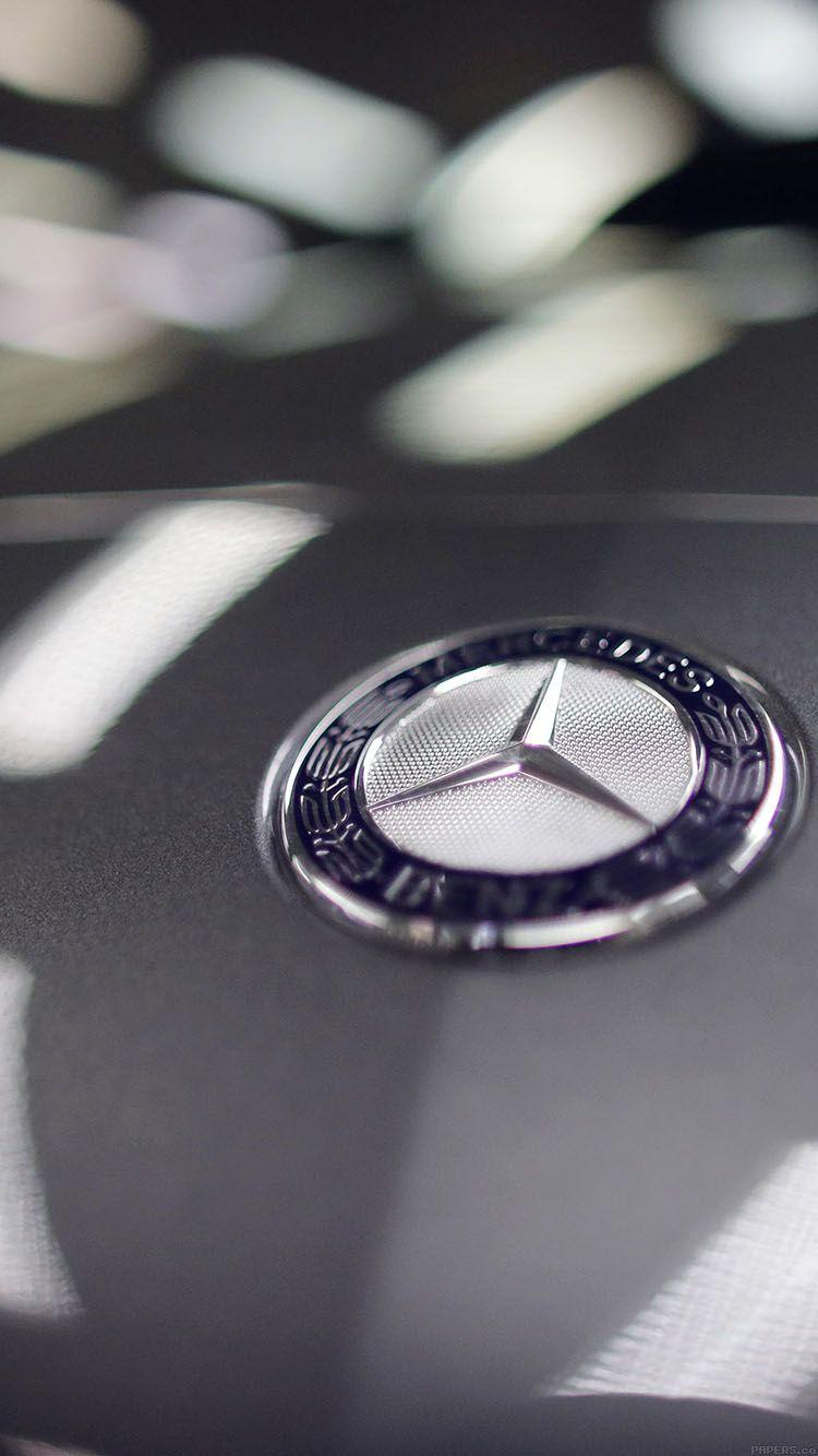 Benz Logo Car Art Wallpaper Hd Iphone Car Motorcycle Mercedes