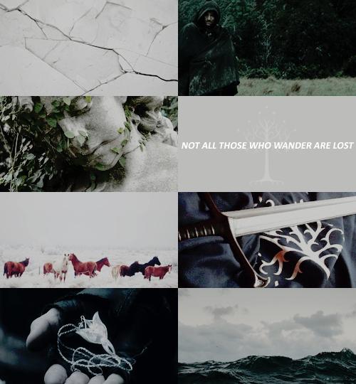 aragorn aesthetics ♚ #2