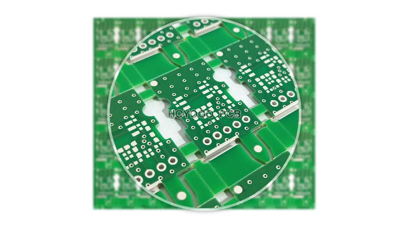Hoyogo 2 Layer Rigid Pcb In 2020 Surface Finish Printed Circuit Board Layers